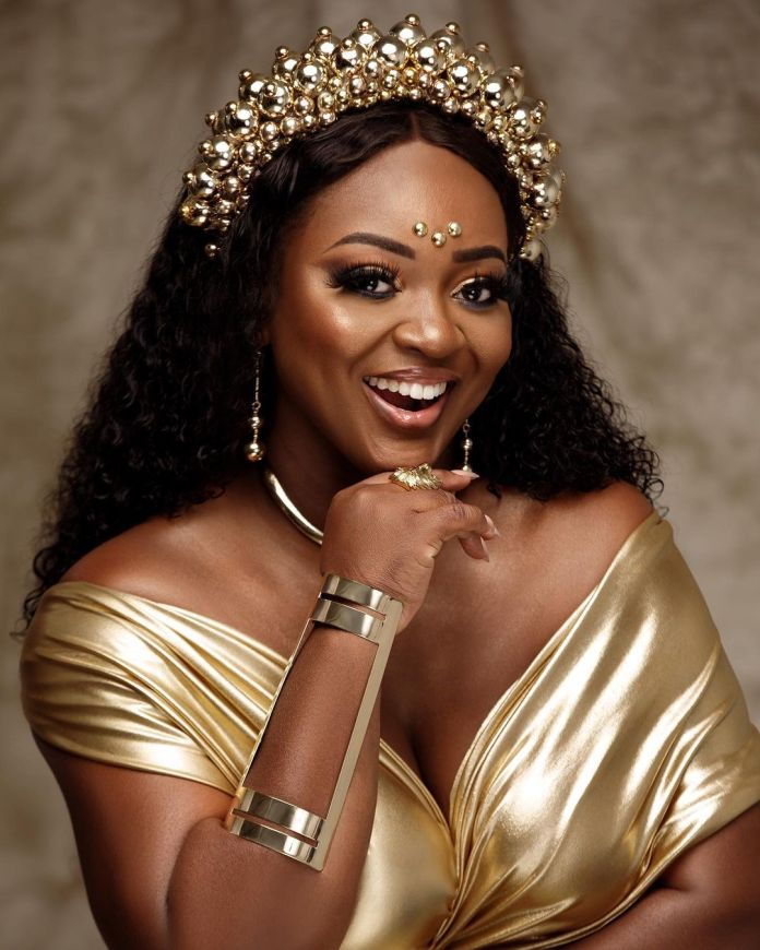 Jackie Appiah crowned Most Beautiful African Woman of 2020