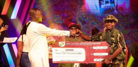 Kweku Bany wins TV3 Mentor 2020
