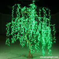 LED Willow Trees