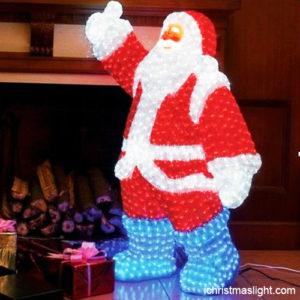 LED Santa Claus