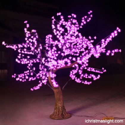 Color changing LED cherry tree supplier