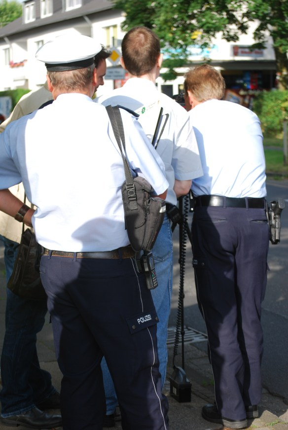 """Knöllchenjagd mit Wutbürgern als """"Kontroll-Paten"""""""