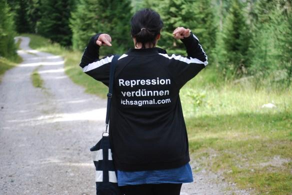 Mein Blogger-Motto ist wichtiger denn je: Repression verdünnen!