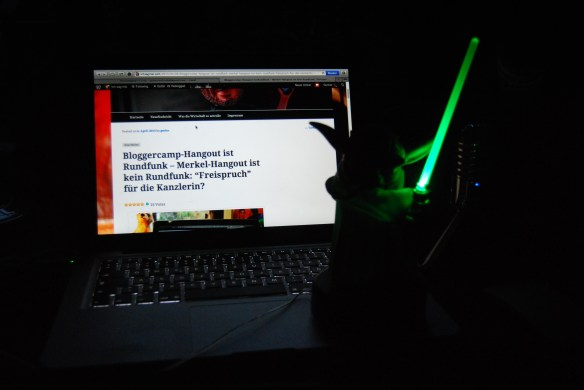 Das Hangout-Lizenzgefecht