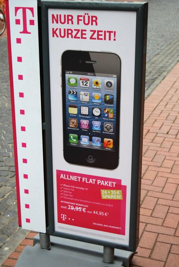 Die Telco-Welt ist flat
