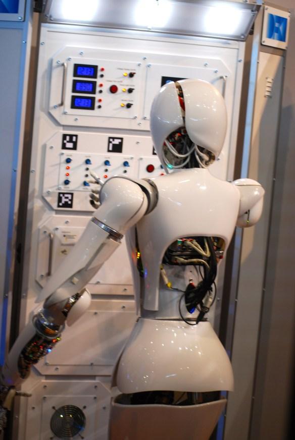 Maschinen fressen Daten