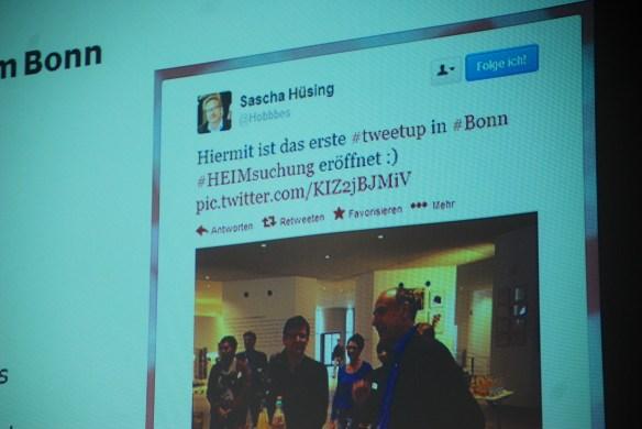 Tweetups im Museum