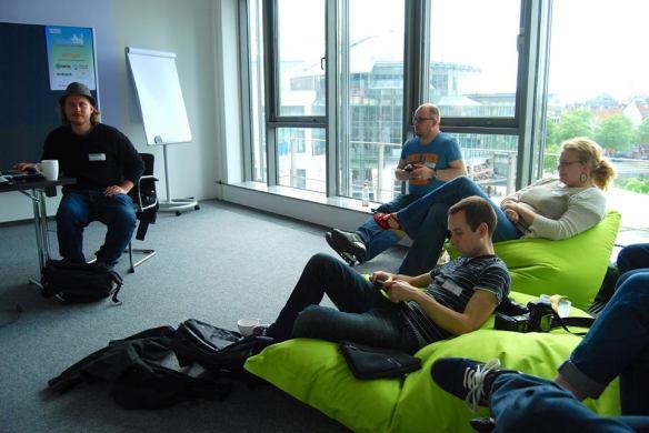 Barcamp-Gesprächskultur