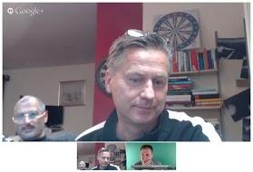 Hangout Gunnar Hannes Steve