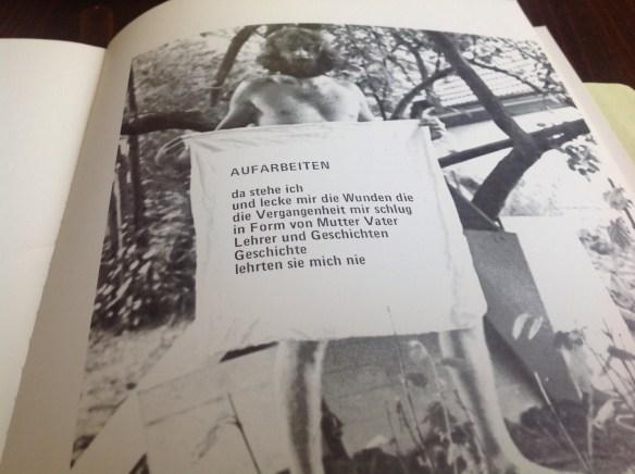 Der Radiomacher und Schriftsteller Wolfgang Schiffer in seiner Sturm-und-Drang-Zeit - lyrisches Frühwerk