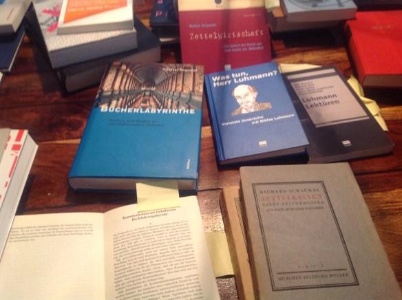 Zettelkasten-Literatur