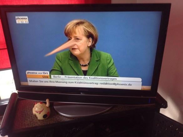 Merkel und ihr Weg in die Gigabit-Gesellschaft