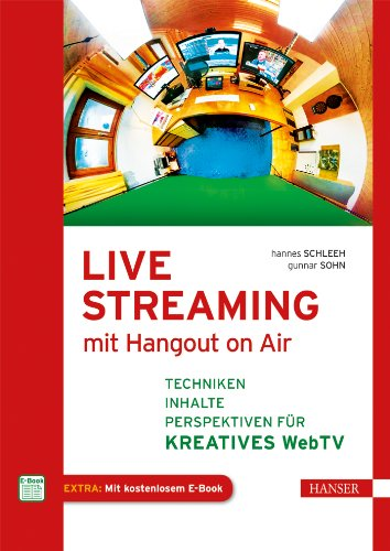 Livestreaming Buchcover