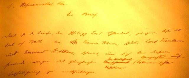Chandos Brief