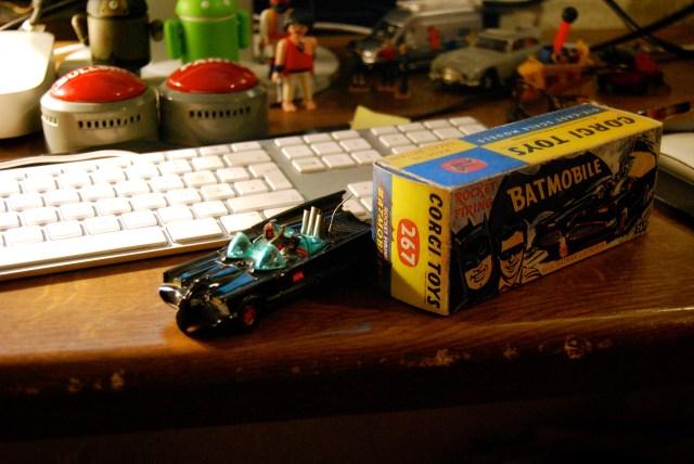 Zähle ich jetzt zur Generation Corgi Toys?