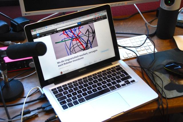 Blog-Vernetzung