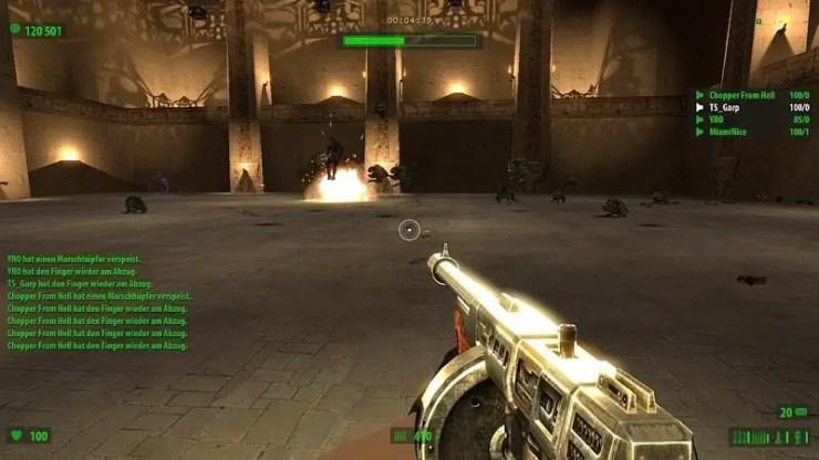 Serious Sam HD: The First Encounter - Screenshot