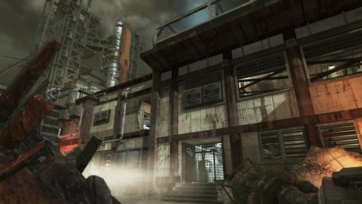 Call of Duty: Black Ops - Maps Ascension