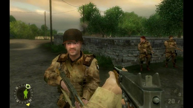 Brothers in Arms: Road to Hill 30 - Screenshot