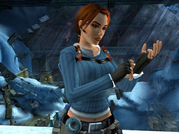 Tomb Raider: Legend, Bild: Eidos