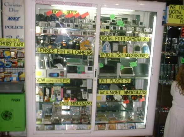 NDS im Verkauf auf Lanzarote, Foto: Frederic Schneider