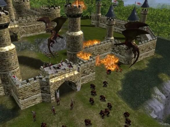 Stronghold Legends, Bild: Firefly Studios