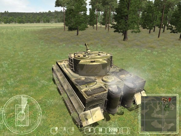 T34 vs. Tiger