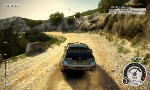 DiRT 2 - Screenshot