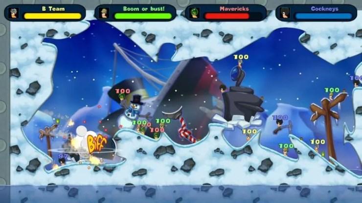 Worms Reloaded, Bild: Team 17