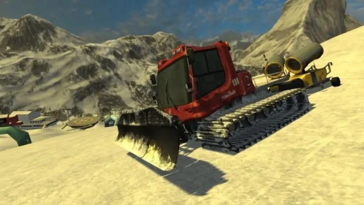 Skiregion-Simulator 2012, Bild: GIANTS Software