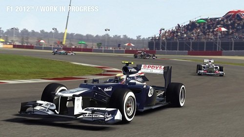 F1 2012, Bild: Codemasters