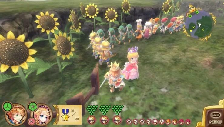 New Little Kings Story, Bild: Konami