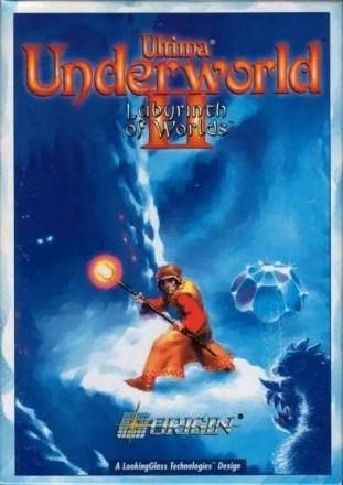 Cover von Ultima Underworld 2