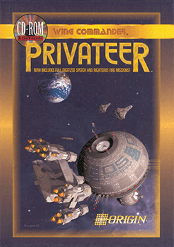 Cover von Wing Commander: Privateer