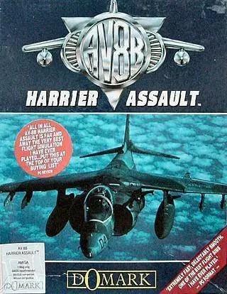 Cover von AV-8B Harrier Assault