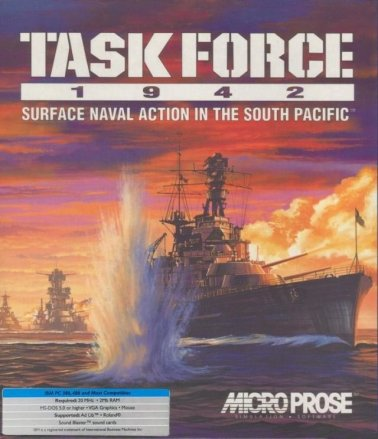 Cover von Task Force 1942