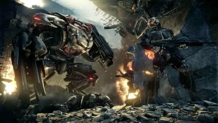 Screenshot von Crysis 2