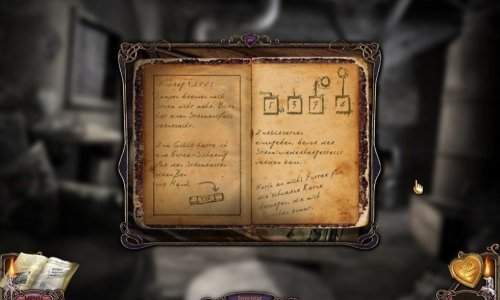 Screenshot aus Mystery Case Files: Flucht aus Ravenhearst