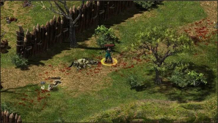 Hellbreed Screenshot