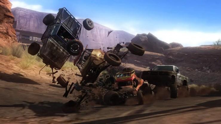 MotorStorm Screenshot