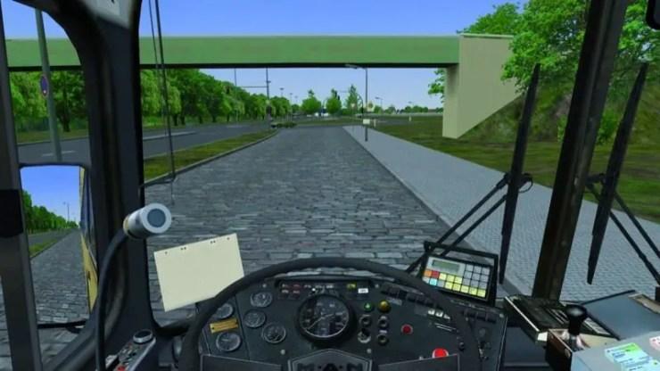 OMSI – Der Omnibussimulator Screenshot