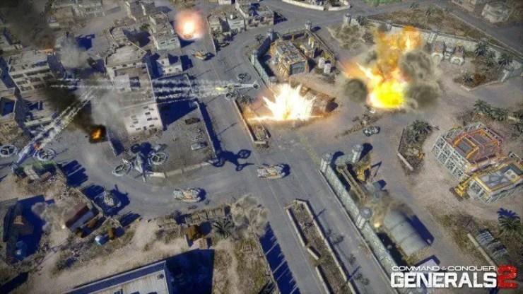Command and Conquer: Generals 2 Screenshot