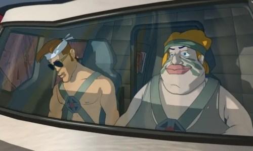 Runaway: A Road Adventure Screenshot