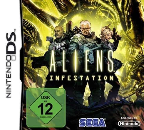 Aliens: Infestation Cover