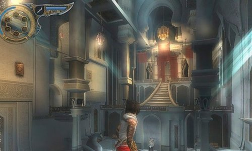 Prince of Persia: The Two Thrones - Screenshot