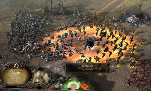 Der Herr der Ringe: Die Schlacht um Mittelerde - Screenshot