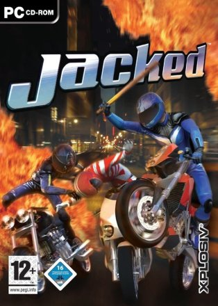 Jacked - Cover