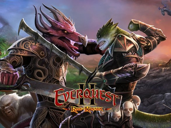EverQuest 2: Rise of Kunark, Bild: Sony Online Entertainment