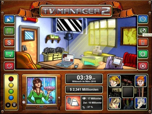 TV Manager 2 Screenshot