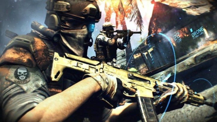 Tom Clancy's Ghost Recon: Future Soldier, Bild: Ubisoft